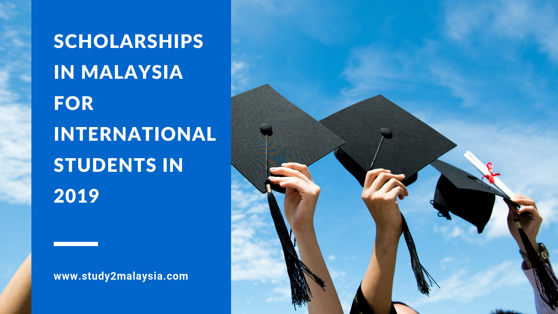 Scholarships In Malaysia For International Students In 2019 Muic