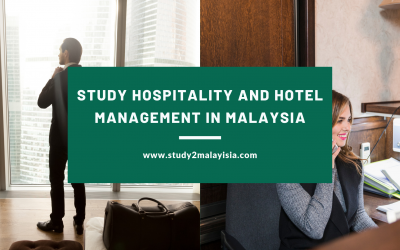 Study Hospitality And Hotel Management In Malaysia